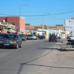 شارع في نواذيبو