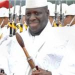 تقرير يكشف تدفق  الأموال على جامي رئيس جامبيا السابق