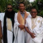 أبرز صحفيي التلفزة الموريتانية يكتب عن قرية عرفات