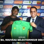اتحادية كرة القدم الموريتانية تستقدم مدربا جديدا