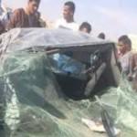 قتيل وعدة إصابات في حادث سير جديد على طريق الأمل