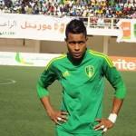 نجم الملاعب الموريتانية يشارك في مظاهرات بلكصر