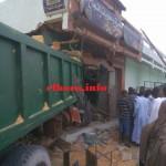 شاحنة تقتل عدة أشخاص في مخبزة النجاح في نواكشوط