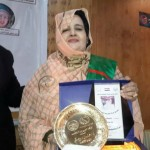 """تكريم خارجي لأبرز صحفيات موريتانيا """"صورة"""""""