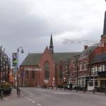 قصة منازل وشوارع نصفها في هولندا والآخر في بلجيكا