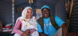 """ممثلة شابة مشهورة في فيلم عالمي تعيش لاجئة في موريتانيا """"صورة + هوية"""""""