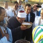 الوكالة الموريتانية للأنباء تتجاهل زيارة أبرز الشخصيات الدينية العربية