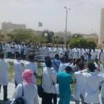 مفاوضات « سرية » بين الأطباء والحكومة الموريتانية