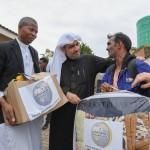 رابطة العالم الإسلامي تنفذ عملية إغاثة عاجلة لـ13 ألف متضرر من الأمطار في موزمبيق