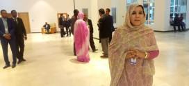 الشاعرة الصحراوية النانة الرشيدتكتب عن قمة نواكشوط الإفريقية