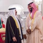 """البحرين تؤكّد دعم ولي العهد السعودي في مواجهة """"مزاعم كاذبة"""""""