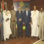 توشيح المدير العام الأسبق لإذاعة موريتانيا
