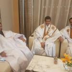 موقع المرآة يحصل على صور حصرية للنائب أبوعبد الرحمن رفقة وزير الثقافة في السعودية