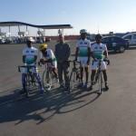 فريق موريتاني يشارك فى طواف أكادير