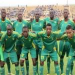 هزيمة مذلة لمنتخب موريتانيا امام انظارعزيز في مصر