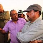 ولد عبد العزيز يبدأ آخر زيارة داخلية له قبل تسليم السلطة