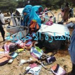 سقوط عدة قتلى وجرحى في حادث سير مروع جنوب موريتانيا(صورة)