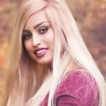 فنانة شهيرة تدعو رأس السلطة  للتدخل لإثبات نسب ابنتها