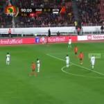 المرابطون يحققون تعادل بطعم الفوز خارج الديار أمام المنتخب المغربي