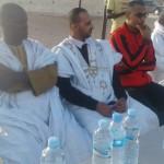 إحتفالات لأسرة الكاراتي  الموريتانية في ملعب الرياض(صور)