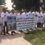 نقابات صحية تلوح بالتصعيد ضد الحكومة الموريتانية