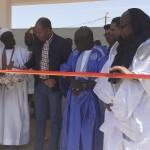"""العمدة المثير للجدل يقاطع نشاطا كبيرا في نواكشوط الغربية """"صور"""""""