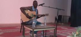 شعر باللغة الفرنسية على وقع حفل موسيقي في نواكشوط