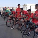 """إنطلاق طواف الساحل الدولي للدراجات الهوائية من قلب نواكشوط """"صور"""""""