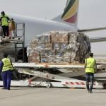"""موريتانيا تتسلم الدفعة الاولى من المساعدات الصينية لمحاربة وباء كورونا """"صورة"""""""