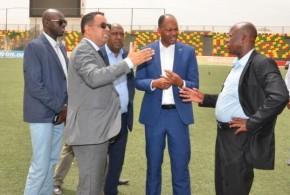 بوادر أزمة بين الاتحادية الموريتانية لكرة القدم والوزارة الوصية