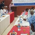 الاتحاد الدولي للصحافة الفرانكفونية في موريتانيا يطلق أنشطة تحسيسية ضد كورونا