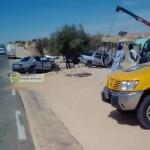 حصيلة ثقيلة لحادث سير مؤلم على طريق الأمل (صورة)