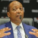 الرئيس الجديد للإتحاد الإفريقي لكرة القدم
