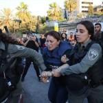 """إعتقال مراسلة الجزيرة في فلسطين """"صورة"""""""