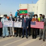 موريتانيا تتسلم كميات من اللقاح الأمريكي